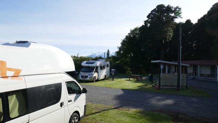 Raeithi Campsite New Zealand