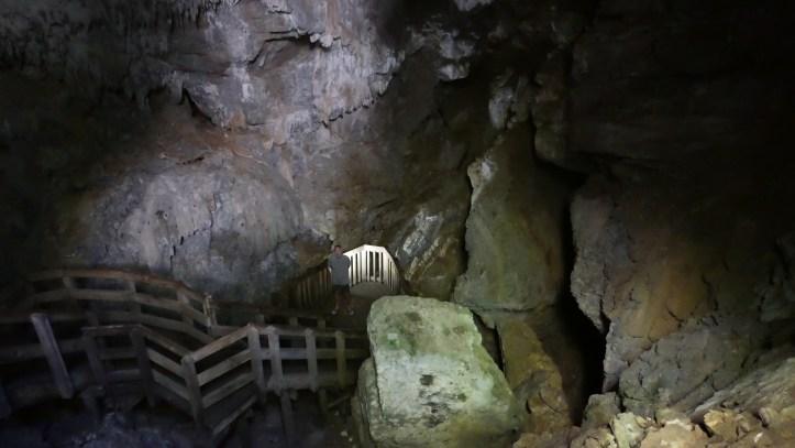 Piripiri Caves NORTH ISLAND