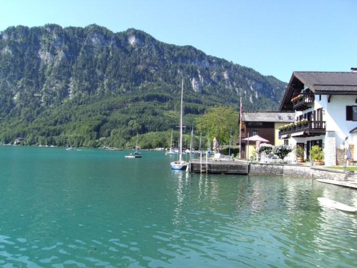Salzkammergut Lakes Austria