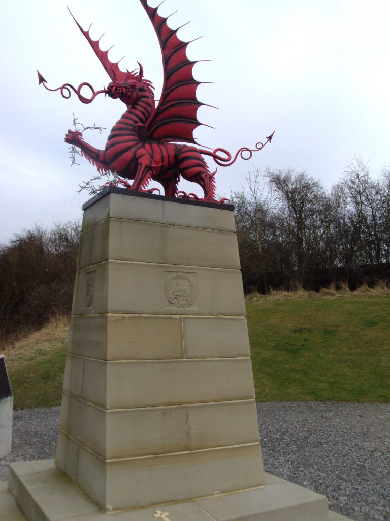 Welsh Memorial Somme