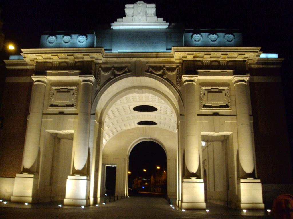 Menin Gate Ypres