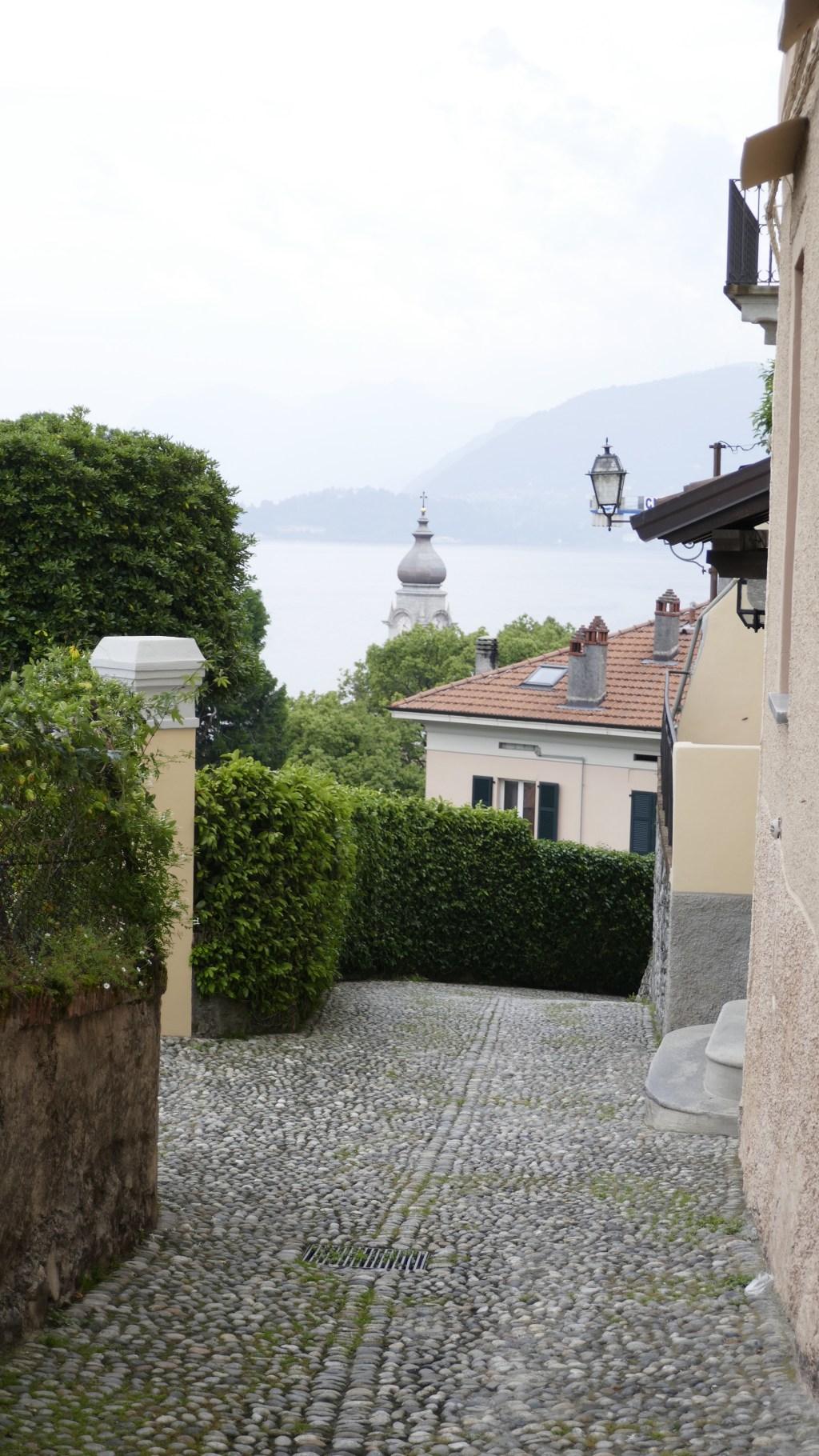 Lake Como by Campervan