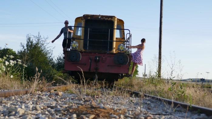 French locomotive