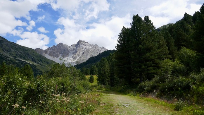 Courchevel and Meribel by Campervan