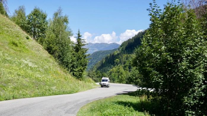 Best drives Col de la Madeliene