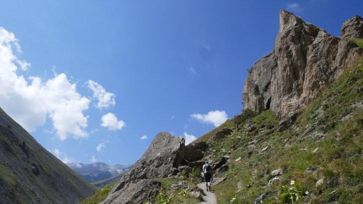 French Alps Col du Galibier