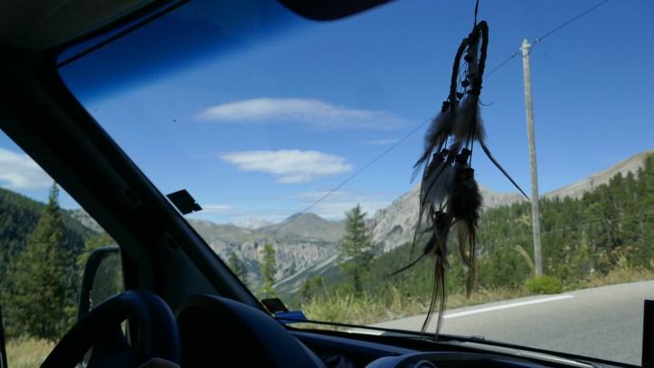 The Col d'Izoard Mountain Pass