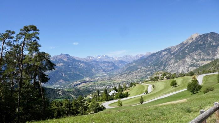 The Col de la Bonette