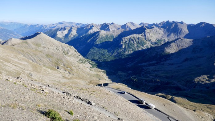 Best Drives Col de la Bonette