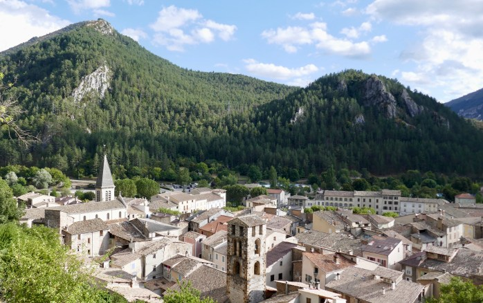 Sospel To Castellane French Fancy