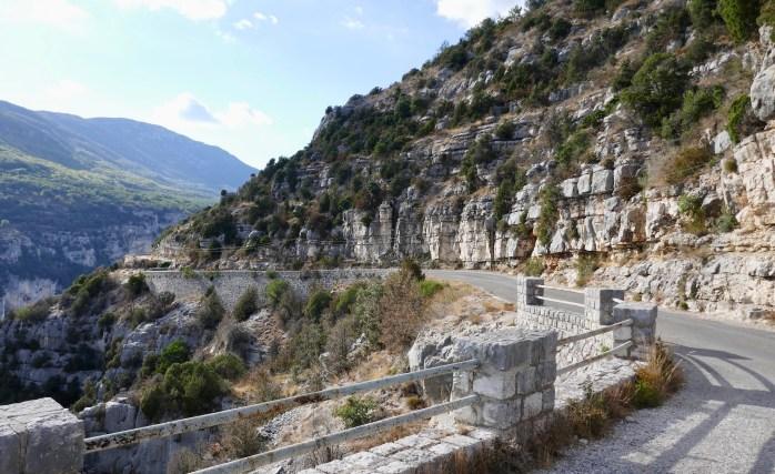 Route des Cretes