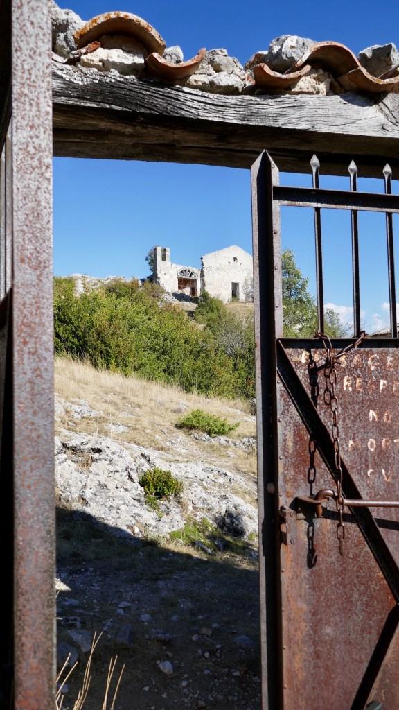 Chateauneuf Gorges du Verdon