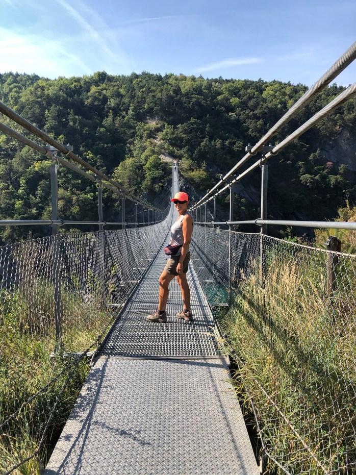 Himalayan Swing Bridges France