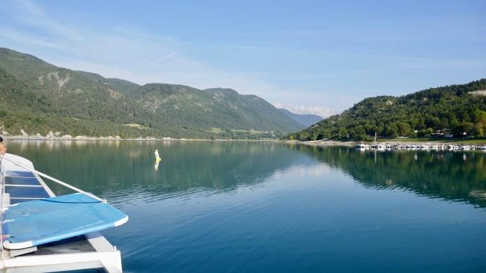Monteynard Lake France