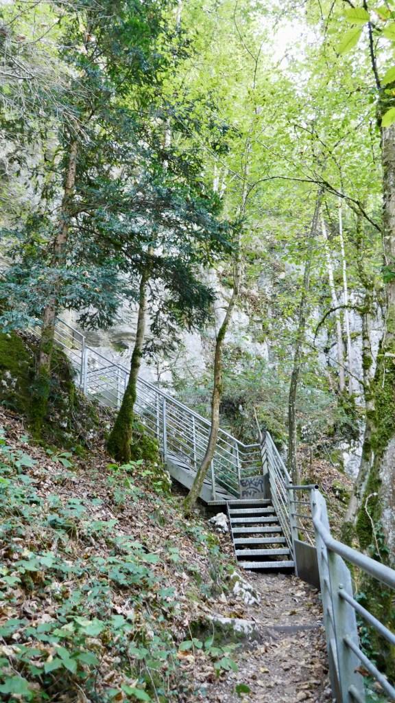 Saint Christophe Walk