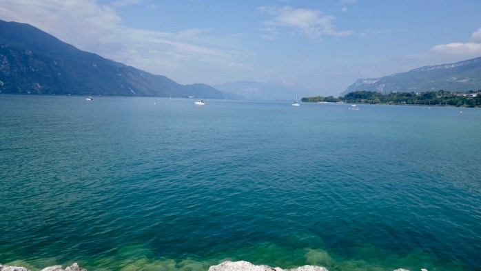 Aix Les Bains and Lac Bourget