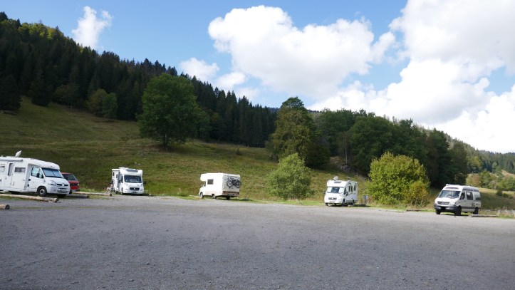 Motorhome Parking Germany