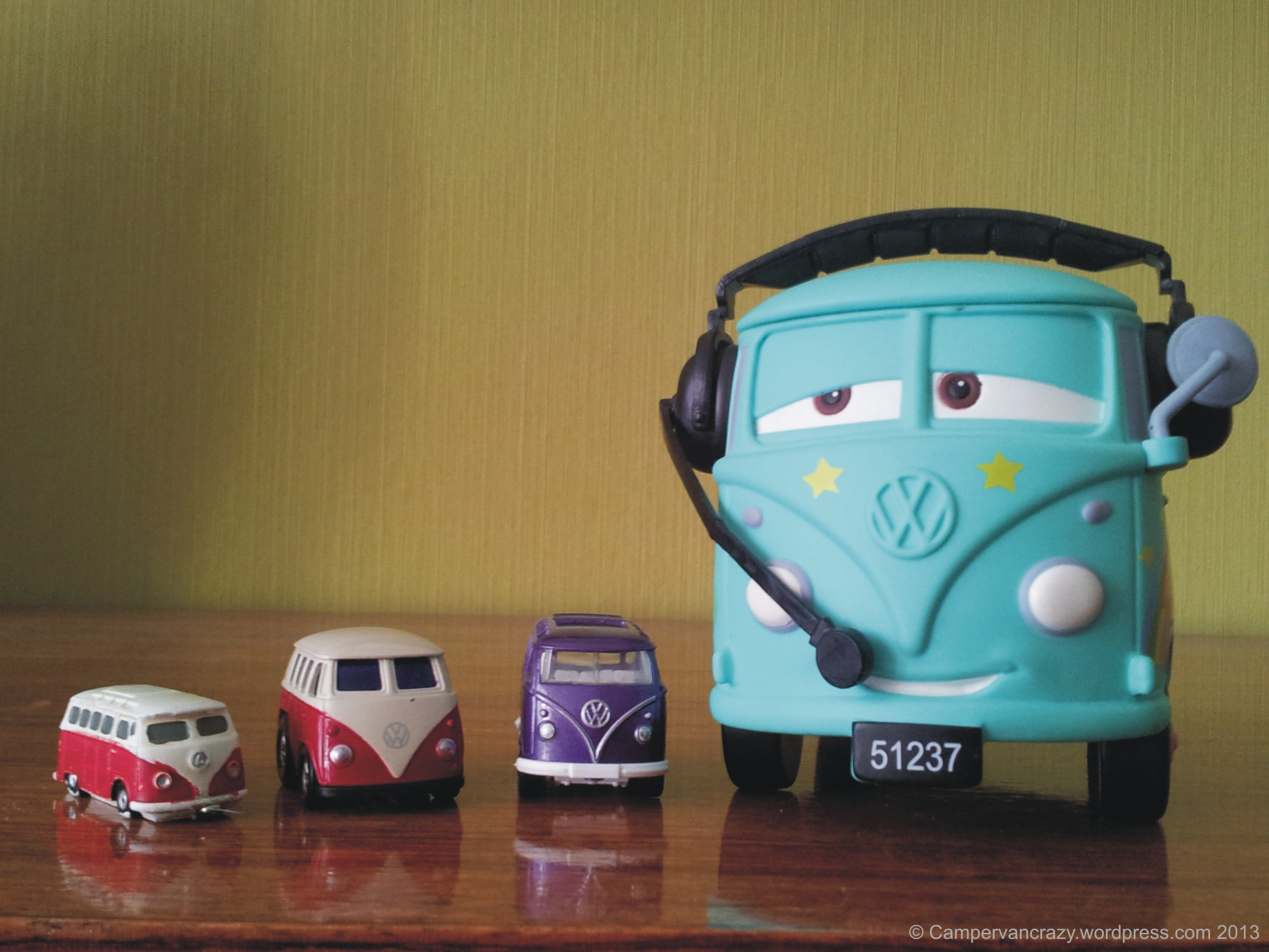 Cars   Campervan Crazy Image1