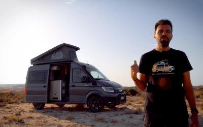 MAN TGE camper 4×4 by Norantz [REVIEW] Analizamos la furgoneta camper 4×4 de la marca del león