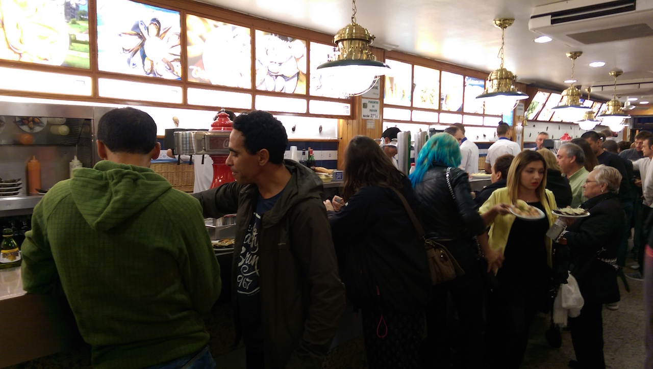 La Mejillonera - fast food San Sebastian style