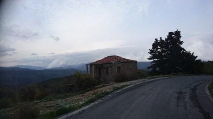 Week 28 - Greece Week 5  - The third peninsula, Corinth and heading for Bulgaria