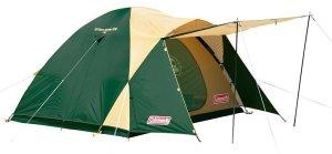 コールマンドーム型テント
