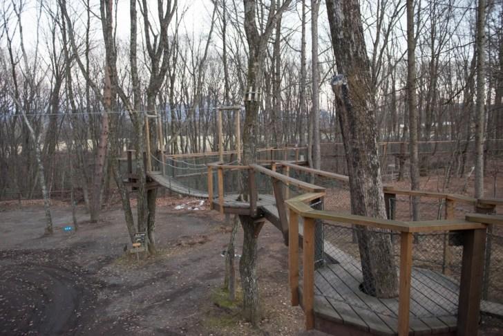 木の橋:軽井沢スウィートグラス