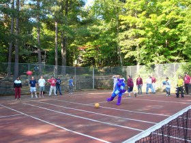 Fursuiter Dodgeball