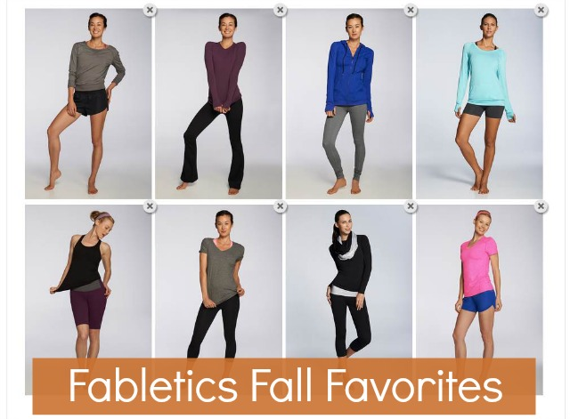 Fabletics Fall Favorites - Campfire Chic