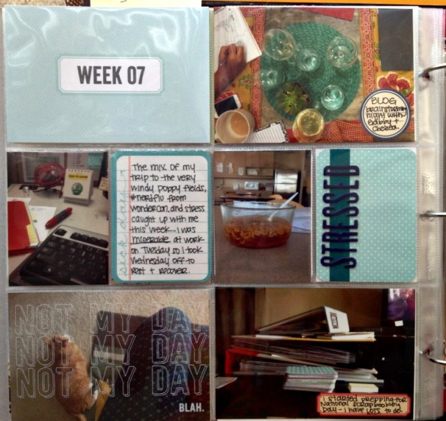 Simple Project Life Design A Layouts - Campfire Chic