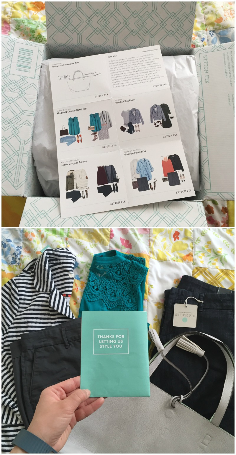 Stitch Fix Review - Work Appropriate Wardrobe Building with Kam of Campfire Chic