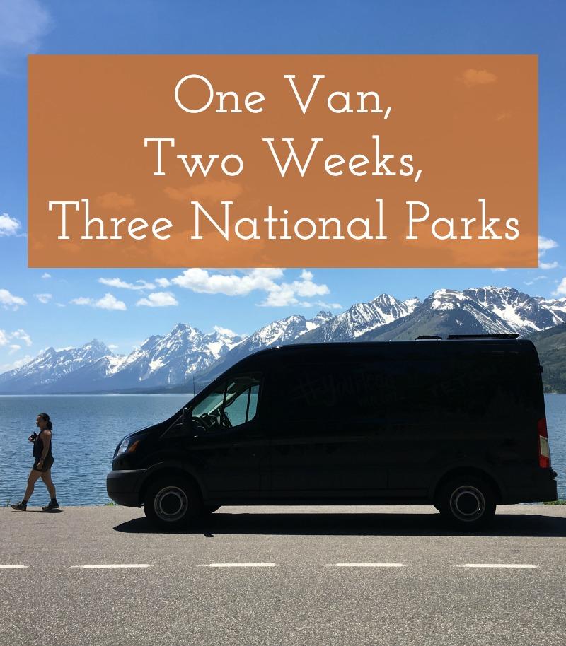 Teton Sports Road Trip Adventure - Campfire Chic