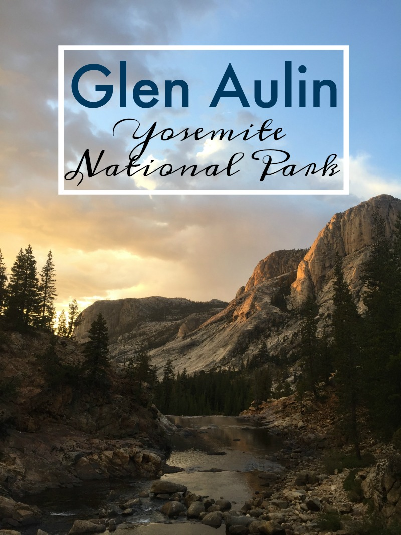 Glen Aulin Backpacking Trip - yosemite national park-campfire chic
