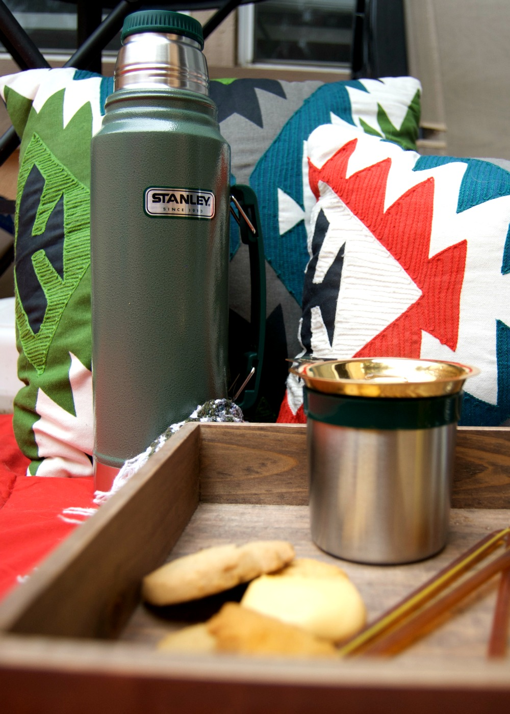 Stanley Classic Vacuum Bottle to Keep Hot Beverages Hot for Your Parties - Campfire Chic