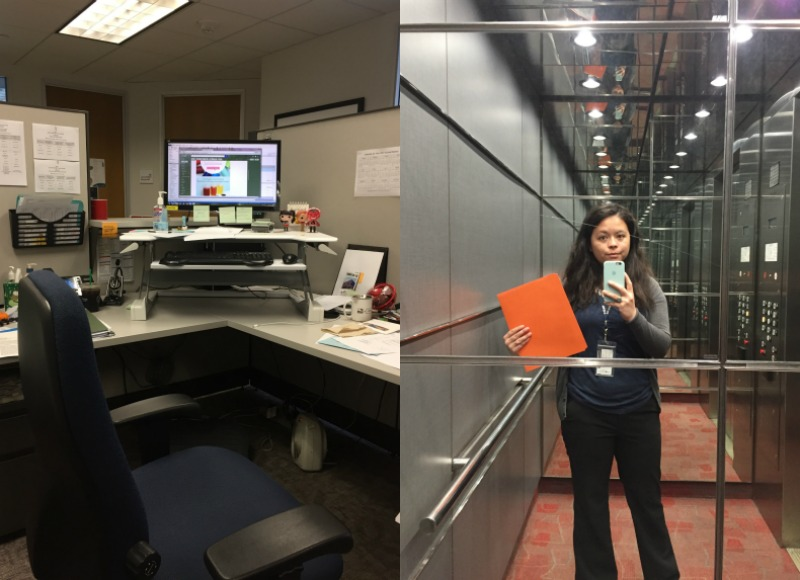 Week in the Life 2017 - Tuesday at Work with Kam of Campfire Chic
