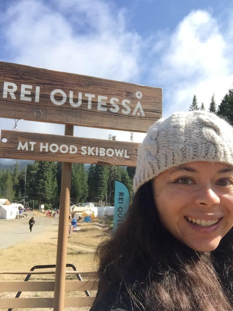 REI Outessa Review Mt Hood - Kam Altar