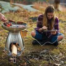 Biolite big stove