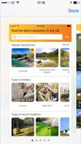 Campmate camping app
