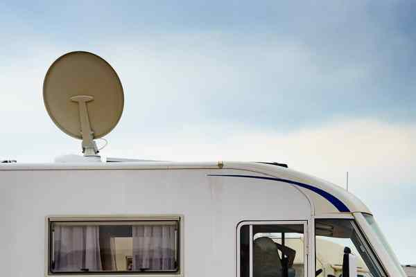 Caravan and Motorhome TV Aerial Options + How to Get the Best Signal
