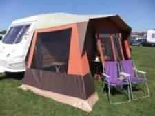 Camperfest caravan