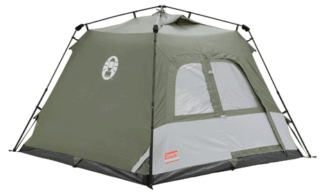 Coleman instant tent  sc 1 st  C&fire Magazine & Buyersu0027 guide to quick to pitch tents