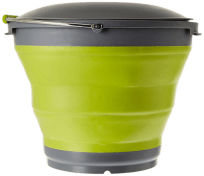 Collapsible Bucket With Lid
