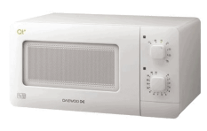 Daewoo microwave for camping