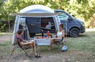 Decathlon connect tent4