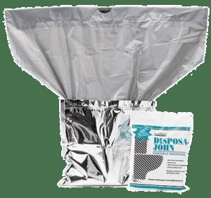 Disposa John toilet bags