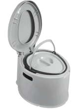 Fineway portable toilet