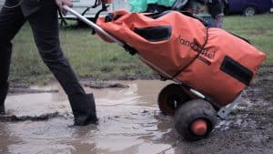 Handimoova all terrain camping trolley