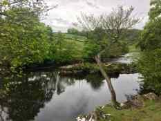 Riverside walk from Howgill to Burnsall