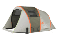 Kelty inflatable tent