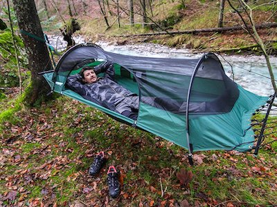 Off-ground bivvy hammocks  sc 1 st  C&fire Magazine & Wild camping with minimal kit u2013 itu0027s bivvy marvellous! - Campfire ...